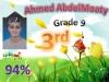 Grade 9- Arabic Dep.- Pioneers